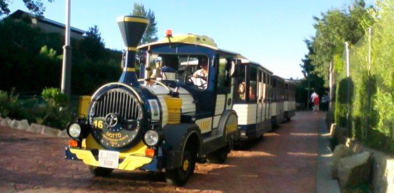 Tren tur stico termas ourense ourense turismo - Tapiceros en ourense ...